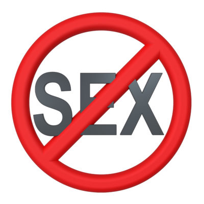 Funny sex warning signs
