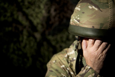 active military members, addiction in the military