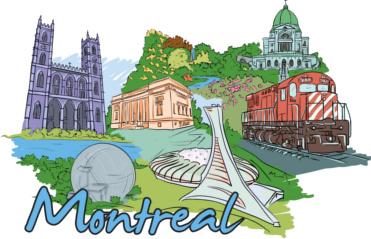 Montreal Vector Doodle Gk9JzYIu L