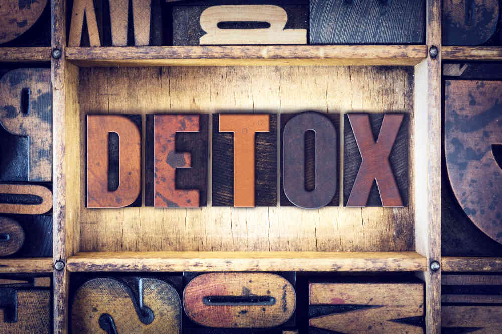 Detoxing from alcohol, medical treatment