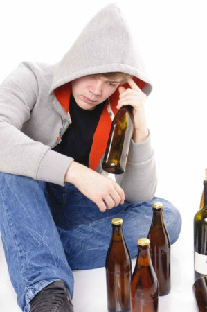 alcohol abuse, detoxing from alcohol
