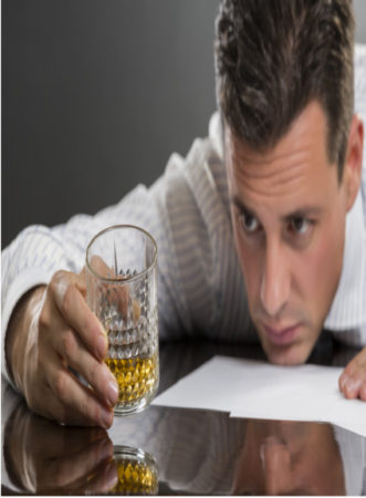alcohol consumption, risky behavior
