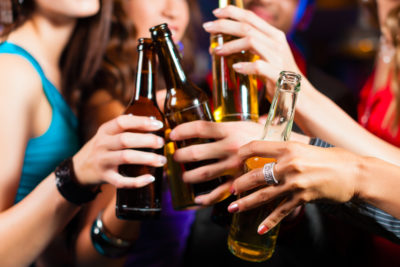 binge drinking can lead to alcoholism