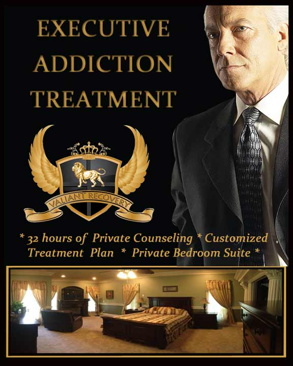 Addiction, Executive, rehab