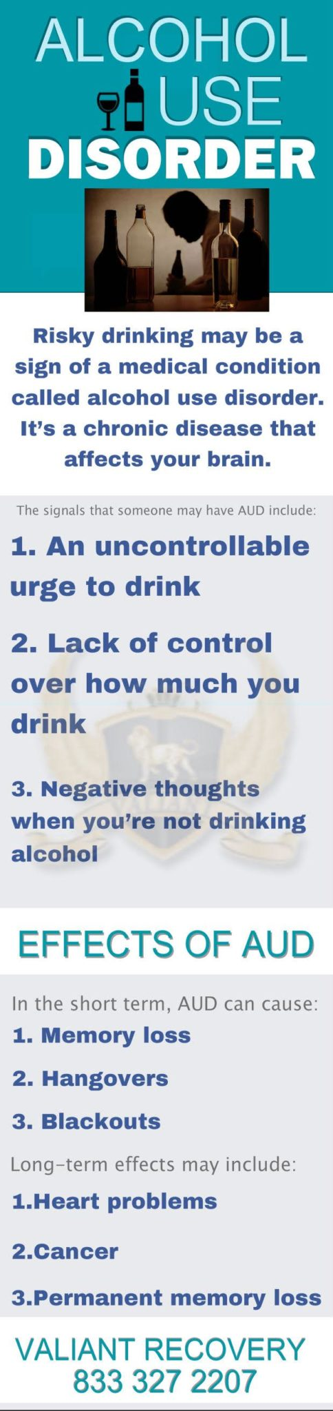 Alcohol Use Disorder - AUD